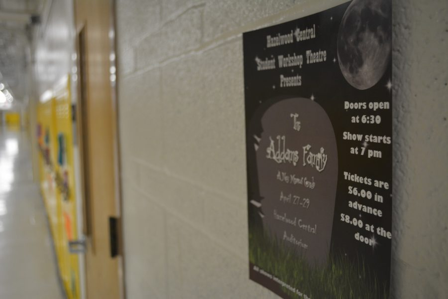 """SWT seeks to spook Central students with """"Addams Family"""" performance"""