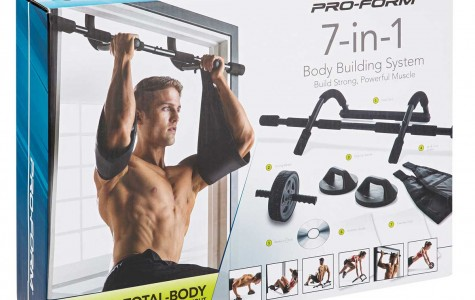 Review: Pro Form Multi Training Door Gym