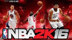 NBA 2K16 vs. NBA Live Part 1