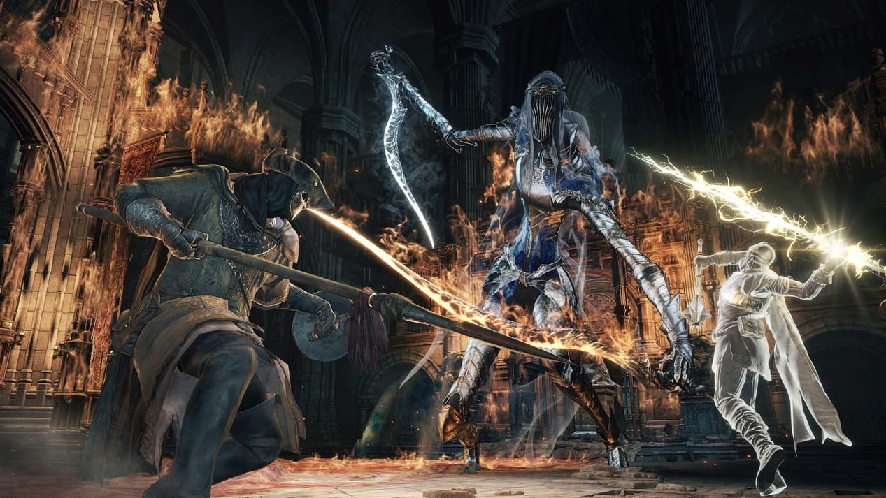 Dark Souls 3 was released on April 12th.