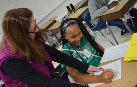 For one Central teacher, a new beginning with old friends