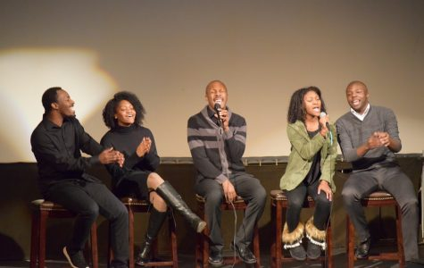 The Black History Celebration on February 24th was a gathering of the community to honor events and figures in Black History in pictures, costume, and song.