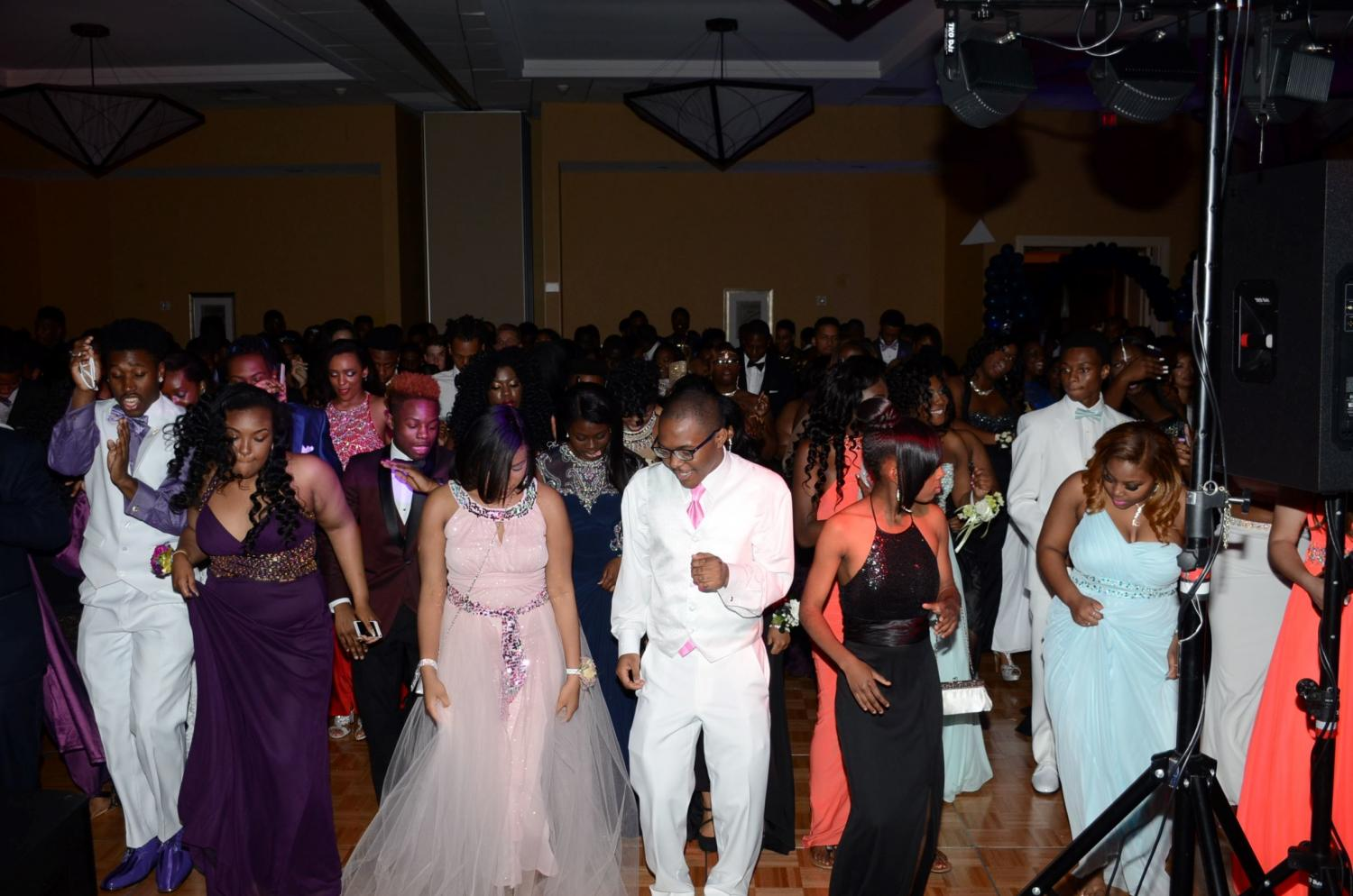 For many Hawks, prom is the culmination of a lot of anticipation and excitement.
